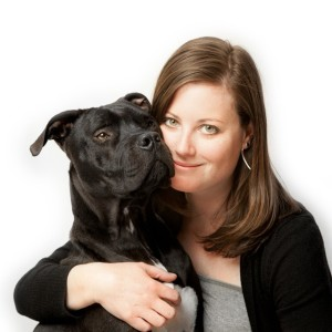 Emily Wagadilly Times  Puppy Page Editor pictured with her son, Pesto