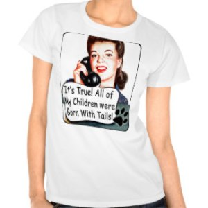 t shirt lady