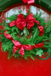 WREATH FROM MEG