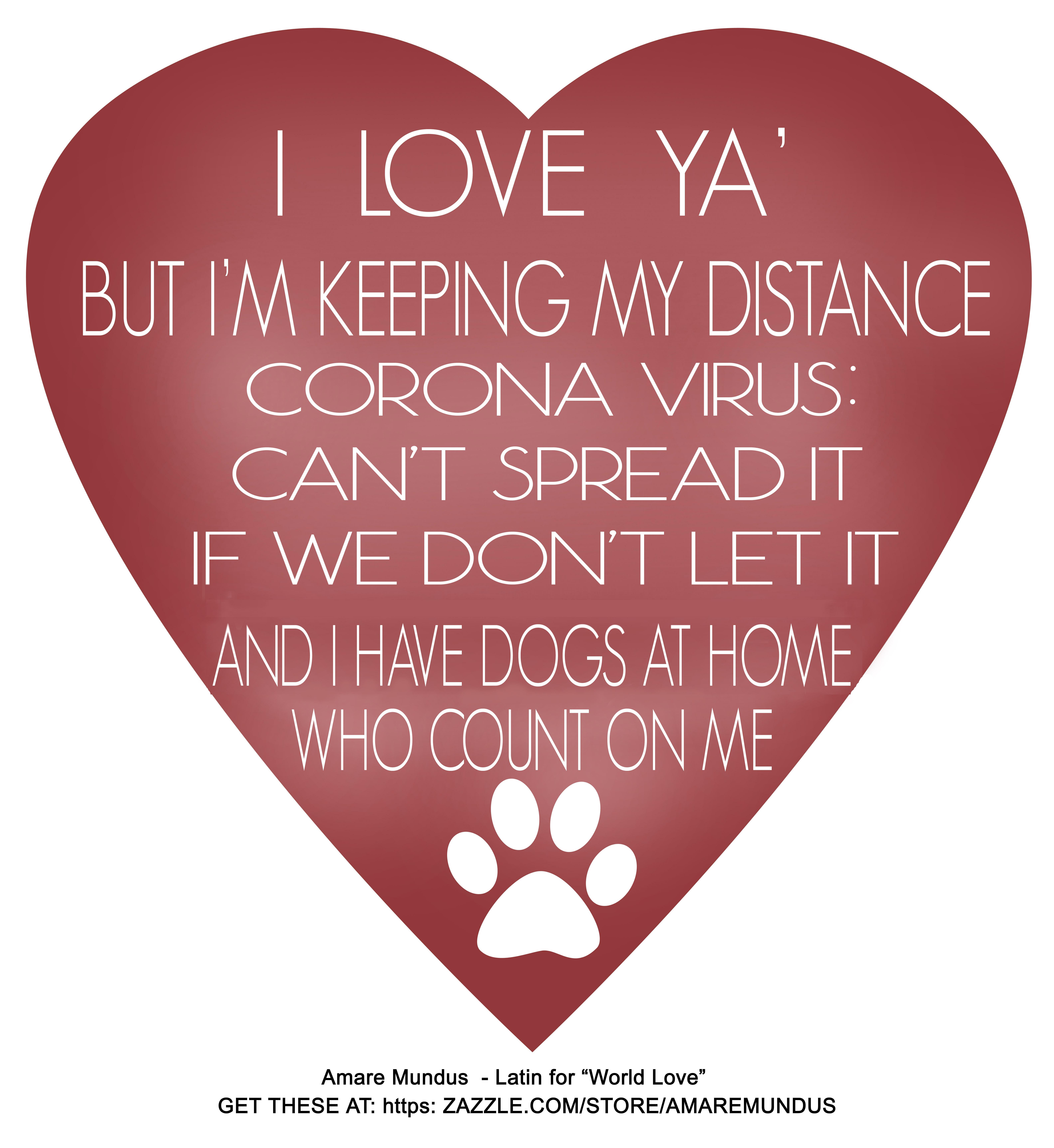 love ya DOG SSS